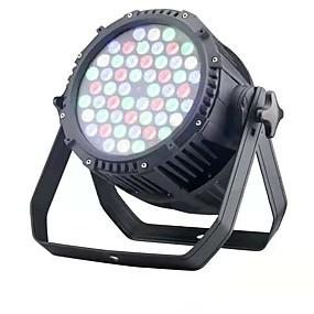 preiswerte Led Bar Beleuchtung-1pc 80 W 3200~5600 lm 54 LED-Perlen Kreativ Abblendbar Leicht zu installieren LED Bühnen Beleuchtung Wechsel 220-240 V kommerziell Bühne Flur / Treppenhaus