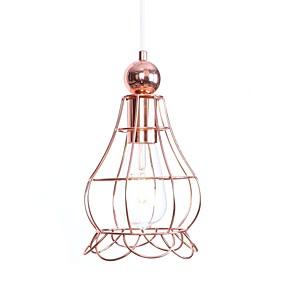 povoljno Viseća rasvjeta-Fenjer Privjesak Svjetla Ambient Light Electroplated Metal Kreativan, Prilagodljiv 110-120V / 220-240V