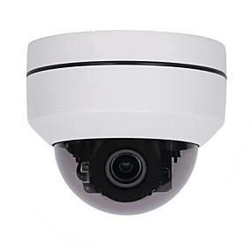 abordables Caméras IP-5.0mp caméra ip ptz caméra caméra sécurité surveillance moniteur détection de mouvement télécommande contrôle en temps réel email alarme ir-cut jour nuit cmos extérieur dynamique / statique adresse ip