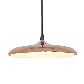povoljno Viseća rasvjeta-Ecolight™ Konus / Mini / Noviteti Privjesak Svjetla Ambient Light Electroplated Metal Acrylic Mini Style, Prilagodljiv, New Design 110-120V / 220-240V Meleg fehér / Bijela
