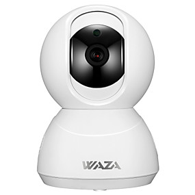 povoljno IP kamere-WAZA SC03 2 mp IP kamere Unutrašnji podrška 64 GB / PTZ / CMOS / Bez žice / iPhone OS / Android