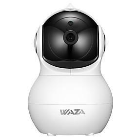 povoljno IP kamere-WAZA SC02 2 mp IP kamere Unutrašnji podrška 64 GB / PTZ / CMOS / Bez žice / iPhone OS / Android