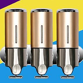 cheap Soap Dispensers-Soap Dispenser Premium Design / Cool Modern Metal 1pc Wall Mounted