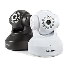 preiswerte Sricam-sricam® sp005 720p 1mp ptz cmos drahtlose IP-Kamera Zwei-Wege-Audio-IR-Cut-Remote-Zugriff Bewegungserkennung Indoor Home Security-Kamera-Unterstützung 128 GB tf