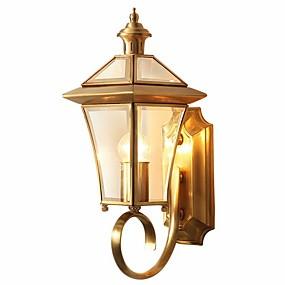 povoljno Lámpatestek-Cool Suvremena suvremena Zidne svjetiljke Spavaća soba Metal zidna svjetiljka 220-240V 40 W