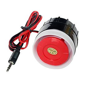 preiswerte Sicherheitssensor-werksoem ps-110 drahtgebundene sirene für die montage von innenflächen 110db