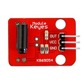 preiswerte Module-Stiftleisten für Virbrationsschaltermodul (rot)