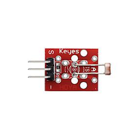 preiswerte Module-Pin-Header des Fotowiderstandsmoduls (rot)