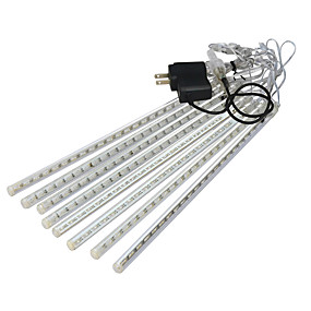 Недорогие Светодиодные ленты-3M Прочные светодиодные панели 160 светодиоды ДИП светодиоды 1шт RGB Белый Синий Водонепроницаемый Свадьба Новогоднее украшение для свадьбы 100-240 V / IP65