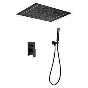 preiswerte Armaturen-Duscharmatur - moderne Lackierungen Duschsystem Keramikventil / Messing-Duschmischbatterien