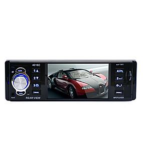 billige Lydanlegg til bilen-12v ryggekameraet 4.1 HD digital bil MP5 spillere stereo FM-radio mp3 mp4 audio video usb sd bil elektronikk i dashbordet