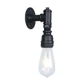 povoljno Lámpatestek-Mini Style Retro / vintage / Zemlja Zidne svjetiljke Trpezarija / Magazien / Cafenele Metal zidna svjetiljka 110-120V / 220-240V