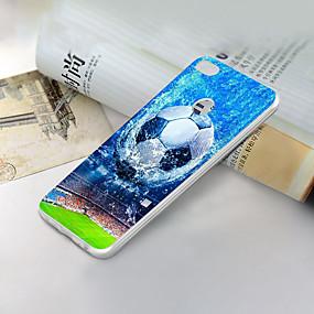 povoljno Maske za mobitele-Θήκη Za Huawei Huawei Honor 9 Lite Ultra tanko / Uzorak Stražnja maska Grad Mekano TPU