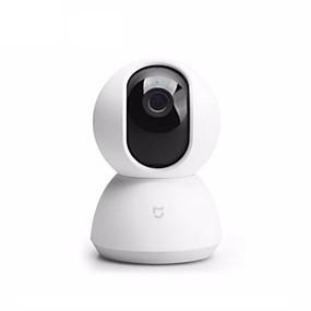 preiswerte Schutz & Sicherheit-xiaomi mijia hd 1080p smart caemra ptz kamera überwachungskamera cradle head version 360 grad nachtsicht webcam 2.0mp ip kamera camcorder für smart home safety überwachungskameras mi home app