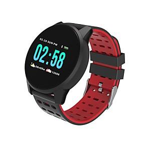 preiswerte Comece uma Vida mais Ativa-W1 Smart Watch BT Fitness Tracker Unterstützung benachrichtigen / Pulsmesser / Distanz Tracking Sport Smartwatch kompatibel mit iPhone / Samsung / Android-Handys