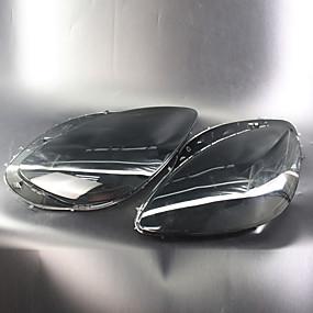 billige Tilbehør til eksteriør-Factory OEM 2pcs Bil Billysdeksler Forretning Nytt Design til Hodelykt Til Corvette 2005 / 2006 / 2007