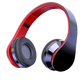 cheap Computer & Office-LITBest Over-ear Headphone Bluetooth 4.2 Travel Entertainment Bluetooth 4.2 Cool Stereo with Microphone