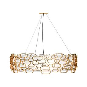 povoljno Viseća rasvjeta-ZHISHU 6-Light Geometrijski / Noviteti Privjesak Svjetla Ambient Light Electroplated Metal Mini Style, Kreativan 110-120V / 220-240V
