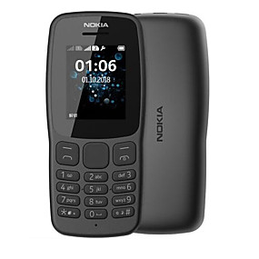 "preiswerte Feature-Telefone-NOKIA 106 1.8 Zoll "" Handy (+ Andere mAh)"