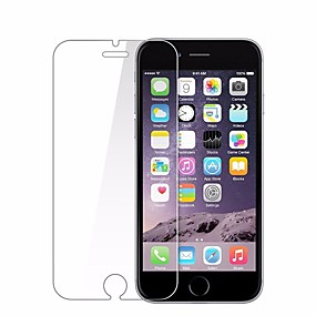preiswerte Cooho-AppleScreen ProtectoriPhone 8 Plus High Definition (HD) Vorderer Bildschirmschutz 1 Stück Hartglas