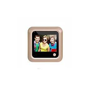 preiswerte Video Türsprechanlage-Factory OEM Mit Kabel Eingebauter Lautsprecher ≤3 Zoll Freisprechanlage One to One-Video-Türsprechanlage