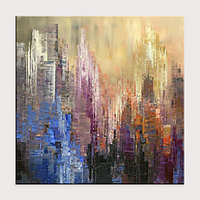 preiswerte Bekannte Meisterwerke-Hang-Ölgemälde Handgemalte - Abstrakt Berühmte Modern Ohne Innenrahmen