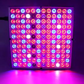 preiswerte LED Pflanzenlampe-vollspektrum pflanze blume led wachsen licht led-panel downlight vollspektrum 45w 144led ac85-265v pflanzen blumen vegetation