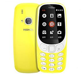 "voordelige Nokia-NOKIA 3310 2.4 inch(es) "" Mobiele telefoon ( + 128MB 2 mp Overige 1200 mAh mAh )"