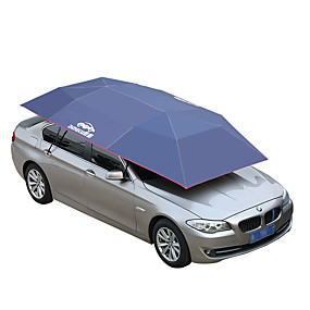 cheap Car Covers-New Design / Semi-coverage Car Covers Nylon For universal All Models All years for All Seasons