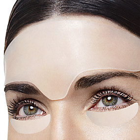 cheap Makeup and Beauty-Silicone Forehead Stickers Patch Anti-Wrinkle Forehead Frown Lines Removal Face Repairing Anti-aging Forehead