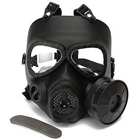 billige Ansiktsmasker til motorsykkel-beskyttende sikkerhetsmaske for paintball airsoft spill motorsykkel cs militær skyting taktisk 6 stiler