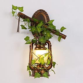 저렴한 벽 스콘-벽 빛 엠비언트 라이트 벽 램프 220-240V E27 레트로 / 빈티지