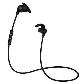 preiswerte Sport-Kopfhörer-LITBest Nackenbügel-Kopfhörer Bluetooth 4.2 Sport & Fitness 4.2 Cool Stereo Mit Mikrofon