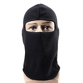 povoljno Motorističke maske za lice-zima toplo skijanje maska motocikl runo kapuljača na otvorenom jahanje vjetrovito kapu