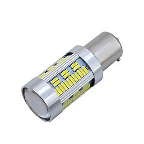 저렴한 Car Signal Lights-SO.K 2pcs 1,156 차 전구 10 W SMD 4014 1800 lm 105 LED 방향 지시등 제품 유니버셜 모든 년도