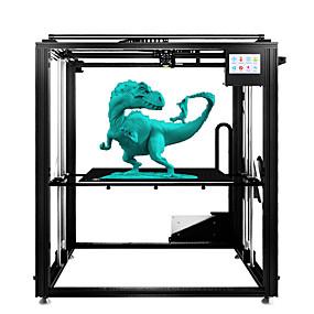 preiswerte klarna sale-tronxy® x5st-500 Aluminium 3D-Drucker 500 * 500 * 600mm großes Druckformat mit 3,5-Zoll-Vollfarb-Touchscreen / Filament-Auslauf-Detektor / Power-Resume
