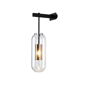 preiswerte Wandlichter-ZHISHU Ministil / Kreativ Moderne zeitgenössische Studierzimmer / Büro / Shops / Cafés Metall Wandleuchte IP60 110-120V / 220-240V 5 W