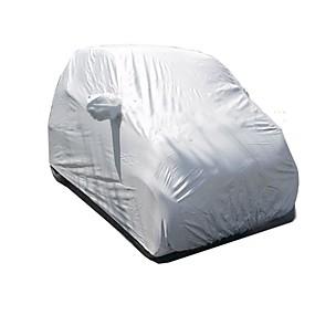 billige Tilbehør til eksteriør-bil auto kroppen sol regn støvtett vanntett deksel skjold for benz smart fortwo