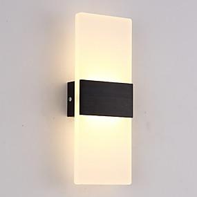 preiswerte Einbau-Wandleuchten-Neues Design Moderne zeitgenössische Wandlampen Schlafzimmer / Drinnen Metall Wandleuchte Generisch 6 W / integrierte LED