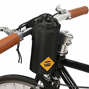 preiswerte Fahrradlenkertaschen-B-SOUL 1 L Fahrradlenkertasche Tragbar tragbar Langlebig Fahrradtasche Terylen Tasche für das Rad Fahrradtasche Radsport Outdoor Übungen Fahhrad
