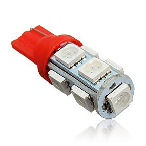 preiswerte Kennzeichenbeleuchtung-1pcs T10 Auto Leuchtbirnen SMD 5050 9 LED Kennzeichenbeleuchtung / Rücklicht / Rückfahrleuchten (Backup) Für Universal / Volkswagen / Toyota Alle Jahre
