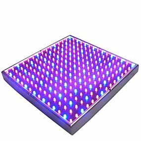 preiswerte LED Pflanzenlampe-1 stück 225 leds 15 watt led wachsen licht lampe hydroponic 165red 60blue eu stecker für zimmerpflanzen blume gemüse indoor garten ac85-265v