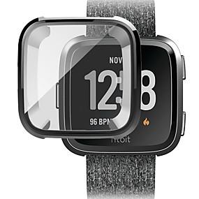 preiswerte Smartwatch-Fall-Hülle Für Fitbit Fitbit Versa Silikon Fitbit