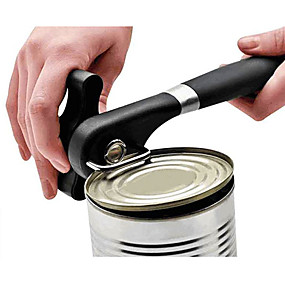 cheap Openers-Premium Multifunction Stainless Steel Safety Side Cut Manual Can Tin Opener