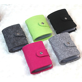 preiswerte Reise-Reisepasshülle & Ausweishülle Polyester Tragbar Solide