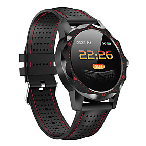 cheap Smart Watches-SKY1 Unisex Smartwatch Smart Bracelet Smartwatch Bluetooth Water Resistant / Waterproof Waterproof Heart Rate Monitor Bluetooth Smart ECG+PPG Fitness Tracker Heart Rate Monitor / Silicone