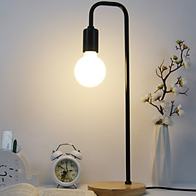 preiswerte Beleuchtung mit Stil-Moderne zeitgenössische Neues Design Tischleuchte Für Schlafzimmer / Drinnen Metall 220v