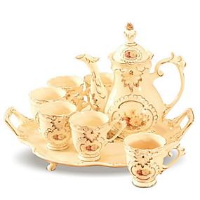 voordelige Koffie en Thee-Keramiek Creatief Thee 8 stuks waterkoker Beker