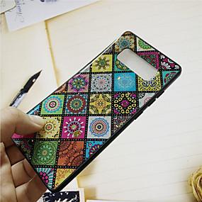 povoljno Maske za mobitele-Θήκη Za Samsung Galaxy S9 / S9 Plus / S8 Plus Uzorak Stražnja maska Uzorak leoparda / Cvijet Mekano silika gel