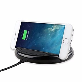 cheap Car Charger-Qi Wireless Car Charger Fast Charge Holder Charger for Samsung Xiaomi Huawei